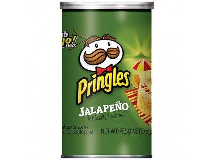 Pringles Jalapeňo 71g UK