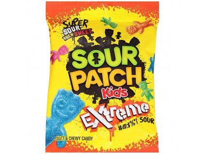 Sour Patch Kids Extreme 113g USA