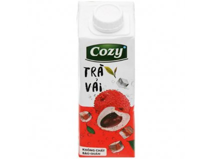 Cozy Liči Čaj 225ml VNM
