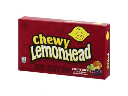 Chewy Lemonhead Fruit Mix 23g USA