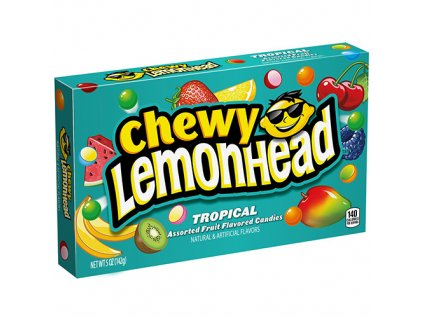 Chewy Lemonhead Tropical 23g USA