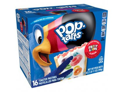 Pop Tarts Froot Loops Balení 576g USA