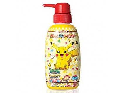 Dětský Šampon Pokémon 300ml JAP