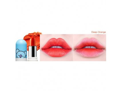 BT21 Lippie Stick #05 Deep Orange 20g KOR