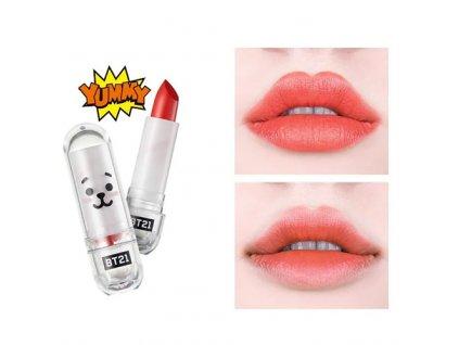 BT21 Lippy Stick Special #02 Orange Rocket 28g KOR