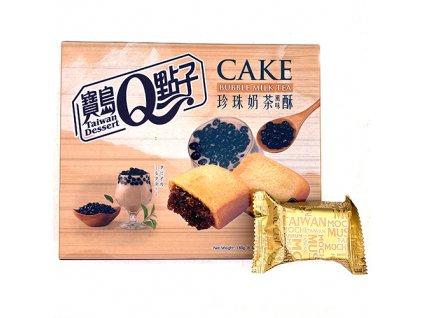 Bubble Milk Tea Cake Dortík 1ks 30g TWN