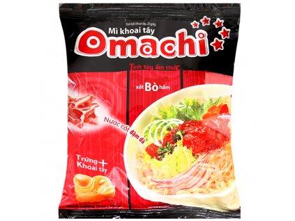 Omachi Instantní Nudle Hovězí 80g VNM