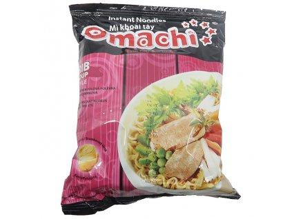 Omachi Instantní Nudle Žebírka 80g VNM