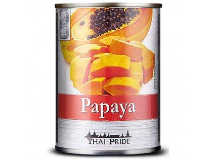 Thai Pride Papaya Kompot 565g THA