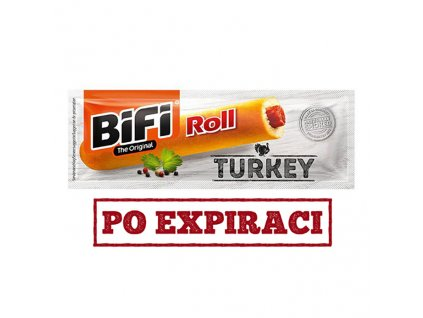 Bifi Roll Turkey Salami 45g DEU