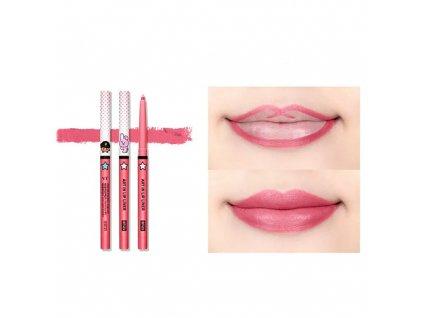 BT21 Art In Lip Liner #03 Pink Rose 13g KOR