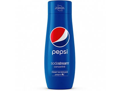 Sodastream Pepsi Sirup Na Výrobu Nápoje 440ml UK