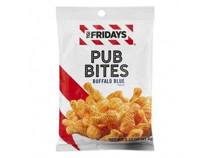 TGI Fridays Pub Bites Buffalo Blue 63.8g USA