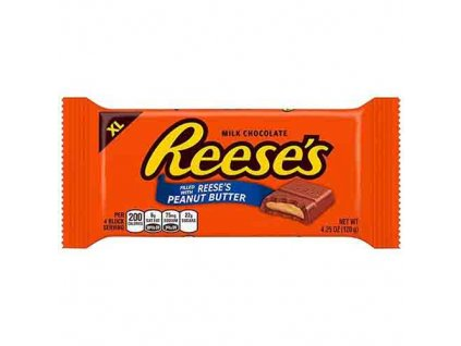 Reese's XL Milk Chocolate 120g USA