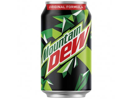 Mountain Dew Original Formula 330ml EU