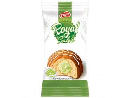 Eviza Royal Cake Lime Cream Limetkový Dortík 36g TUR