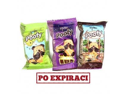 Invite Poofy Dortík 1ks 36g TUR