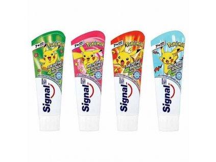 SIGNAL Pokémon Dětská Zubní Pasta 75ml NL