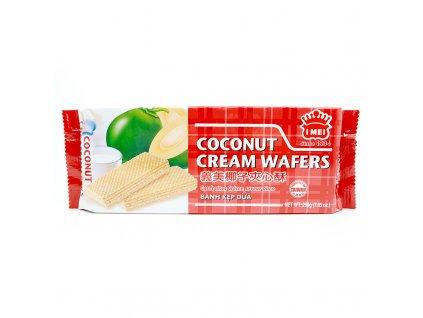 Krémová vafle s náplní kokos - PEPIS.SHOP