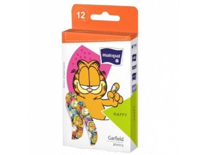 MATOPAT Dětské Náplasti Garfield 12ks EU