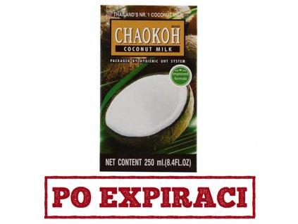 Chaokoh Kokosové Mléko Na Vaření 250ml THA