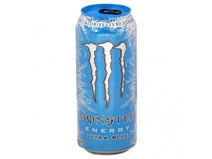 Monster Ultra Blue Energy Drink 473ml USA