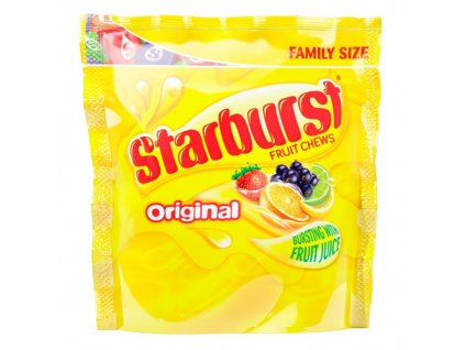 Starburst Fruit Chews Original Family Size 210g UK