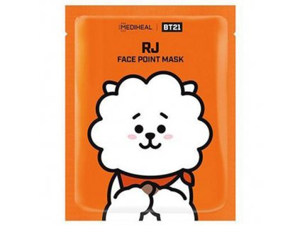 Mediheal BT21 Face Point RJ Sheet Mask 1KS 26G KOR