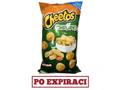 Cheetos Arašídové Křupky 160g POL