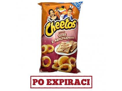Cheetos Kečupový Toast 160g POL