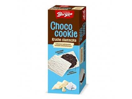 Bergen Choco Cookie 130g POL