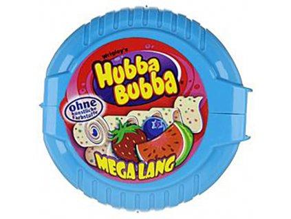 Hubba Bubba Mega Land Fruit Mix 56g DEU