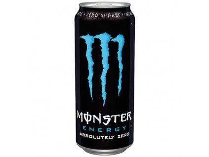 Monster Absolutely Zero 500ml CZE