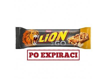 Lion 2Go Peanut 33g DEU