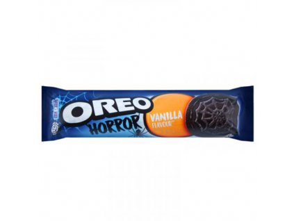 Oreo Horror Vanilla Flavour 154g CZE