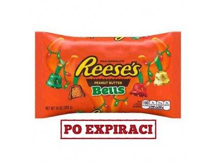 Reese's Peanut Butter Bells Balení 226g USA