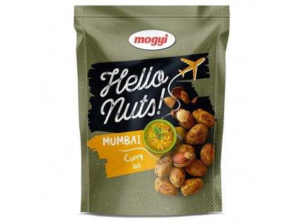 Mogyi Mumbai Pražené Arašídy Curry V Cizrnovém Těstíčku 100g HUN