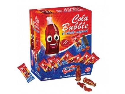 Cola Bubble Žvýkačka 3,5g TUR