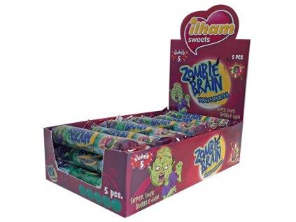 Zombie Brain Žvýkačky 17g TUR