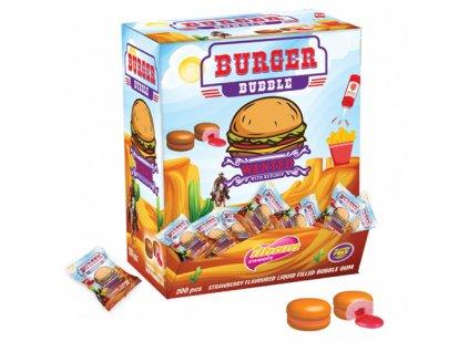 Burger Bubble Žvýkačka 5g TUR