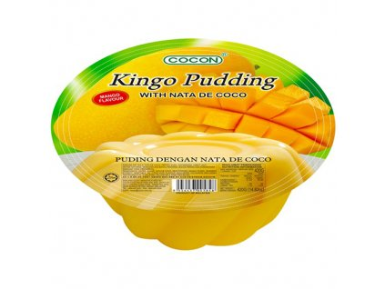 Kingo Pudding Mangový Želé Pudding 420g VNM