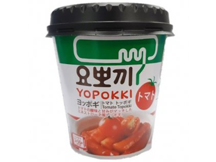 Yopokki Tomato Topokki v Misce 120g KOR