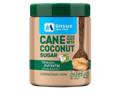 Cane Sugar Mix S Kokosovým Cukrem 450g THA