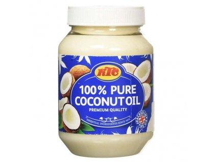 KTC 100% Pure Coconut Oil Premium Quality 500ml SRI