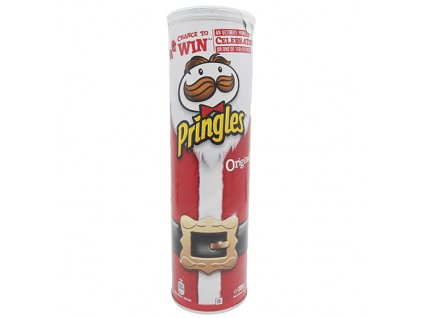 Pringles Original Vánoční Edice 200g EU