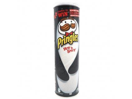 Pringles Hot & Spicy Vánoční Edice 200g EU