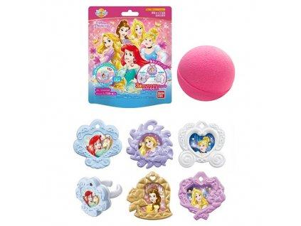 Disney Princess Bomba Do Koupele s Náhodnou Hračkou JAP