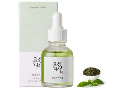 BEAUTY OF JOSEON Calming Serum Green Tea & Panthenol 30ml KOR