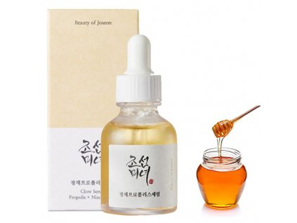BEAUTY OF JOSEON Glow Serum Propolis & Niacinamide 30ml KOR