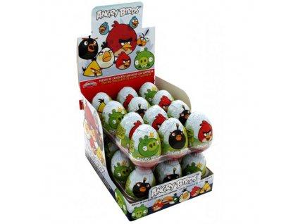 Angry Birds Vajíčko s Překvapením Náhodný Druh 1ks 10g EU